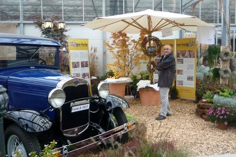 Herbstausstellung der Gärtnerei Allemann