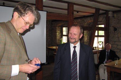 Treffen mit Rotary Club Ingelheim (D)