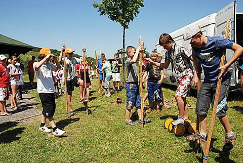 """Soforthilfe für das Ferienlager der """"Kinderhilfe Tschernobyl"""""""