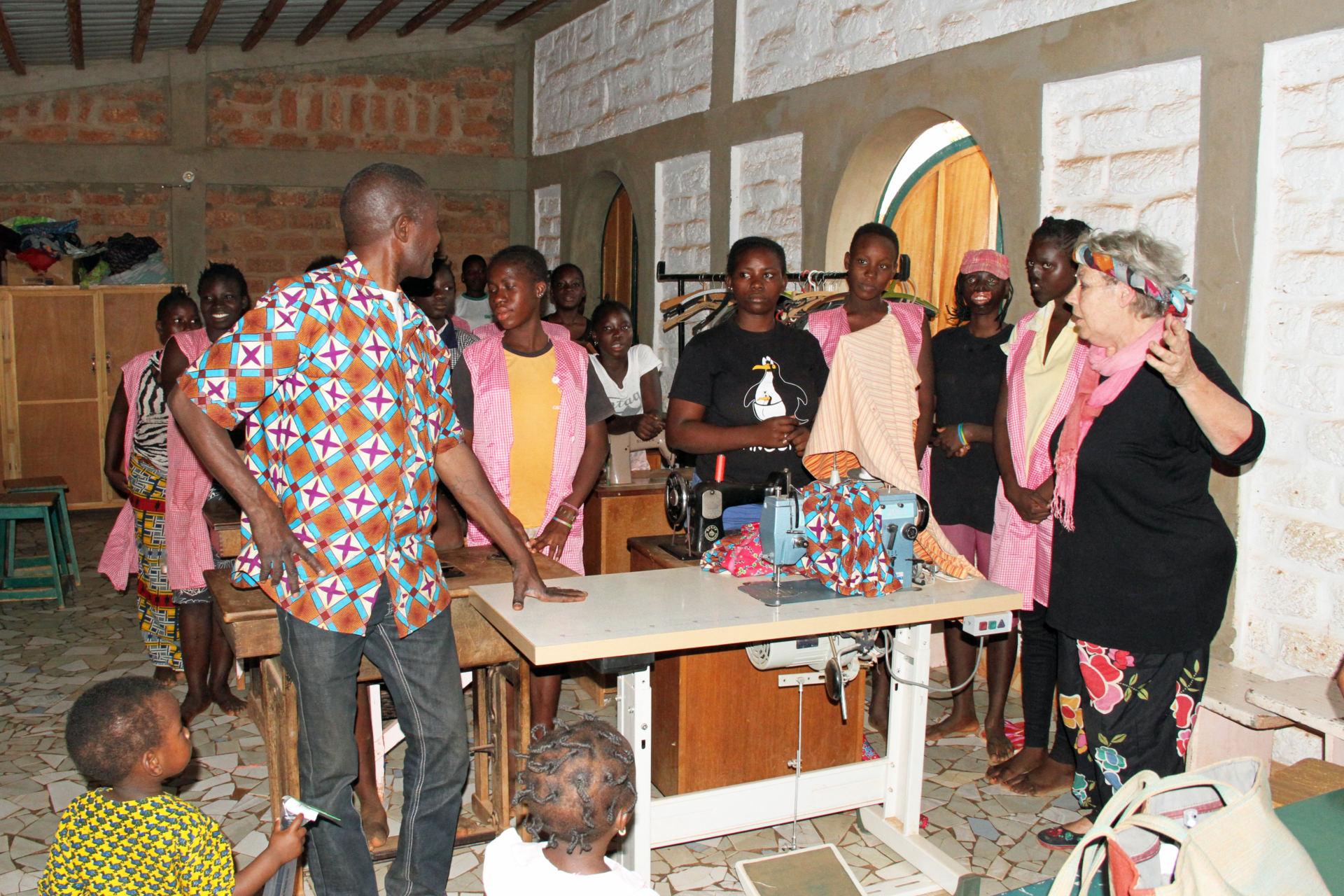 Weitere Unterstützung für die Projekte von Frau Rohde in Burkina Faso