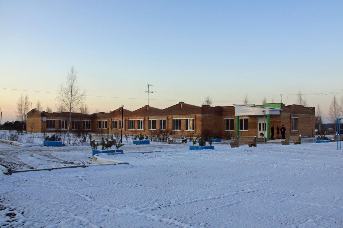 Erfreuliche Nachricht aus dem Altersheim in Borisowitschi (Belarus)