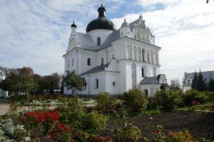 Das St. Nicholas Monastir in Mogilev
