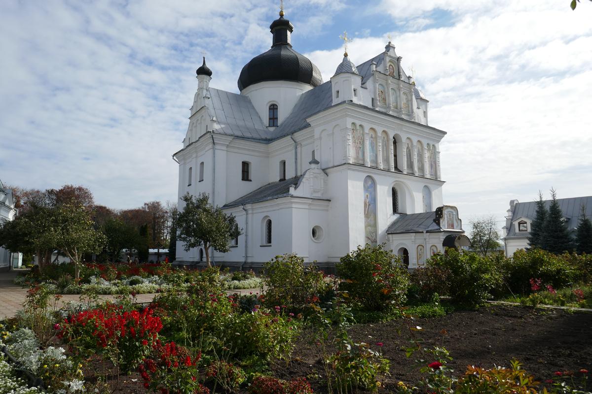 Ein weiterer Besuch in Borisovitschi