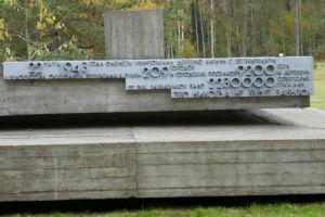 Eine Gedenkstätte für 2,3 Millionen Opfer