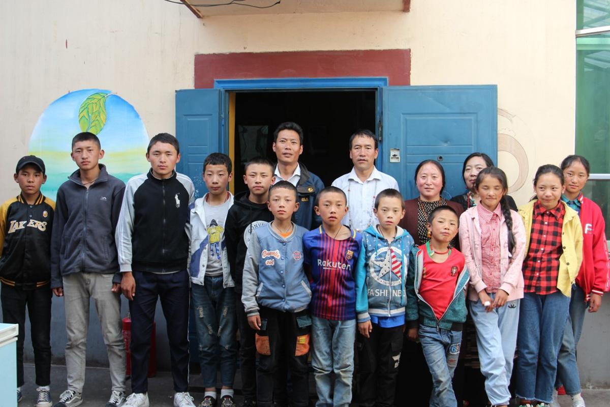 Weitere Hilfe für die Kinder im Waisenhaus in Yushu