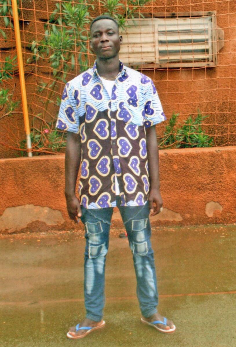 Sawadogo Toussaint hat seine Lehre abgeschlossen